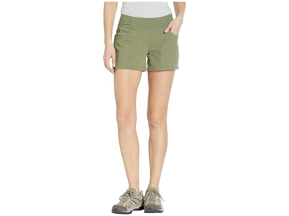 Mountain Hardwear Dynamatm Short (Light Army) Women
