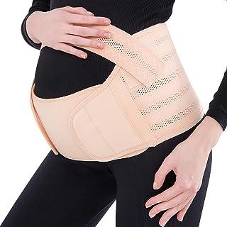 Maternity Belt, Brethable Pregnancy Support Belt Belly Band, Back, Waist, Abdomen Band Belly Brace