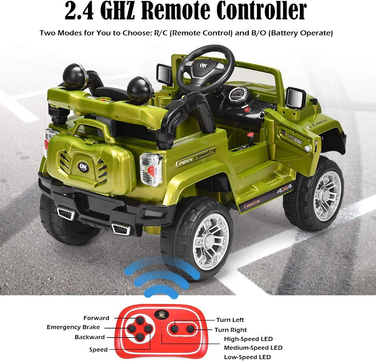 alpha-grp.co.jp Horn for Kids MP3 Port Manual/ Parental Remote ...