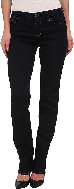 Calvin Klein Jeans - Straight Leg Jeans in Dark Rinse