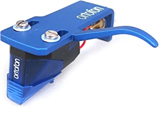 Ortofon: 2M Blue Cartridge Mounted on SH-4 Headshell