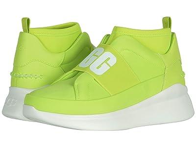 UGG Neutra Sneaker (Neon Yellow) Women