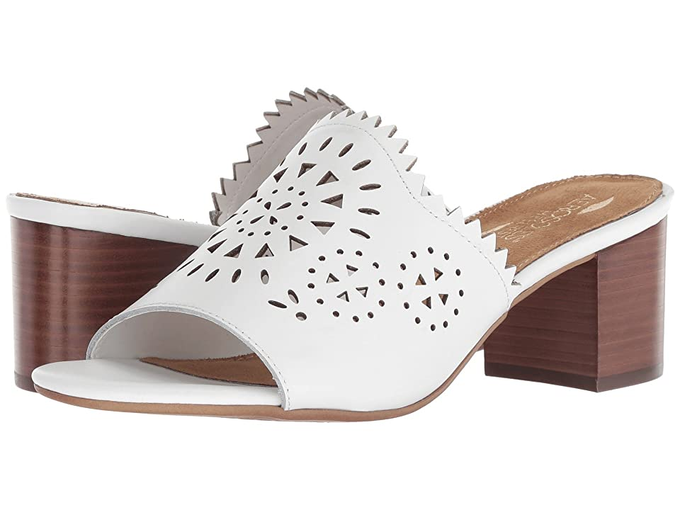 Aerosoles Midsummer (White Leather) Women