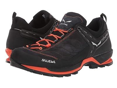 SALEWA Mountain Trainer (Asphalt/Fluo Orange) Men