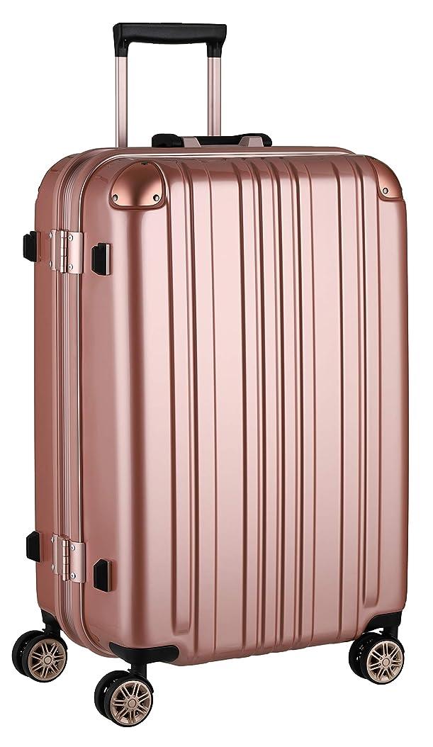 仕立て屋そっとホラースーツケース(LEGEND WALKER:レジェンドウォーカー)フレームタイプ 8輪ダブルキャスター 安心の1年保証 5122