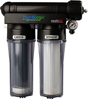 HydroLogic Stealth 150 GPD RO150 Reverse Osmosis Filter with Upgraded KDF Filter