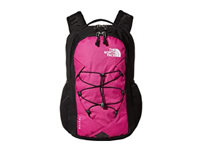 The North Face Jester Backpack (Wild Aster Purple/TNF Black) Backpack Bags