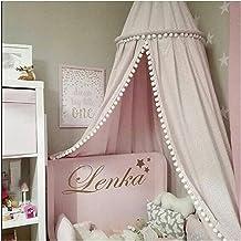 PINGPUNG myggnät hängande tält barn baby sängkläder baldakin myggnät sängtäcke gardin för nyfödda heminredning inomhus bar...