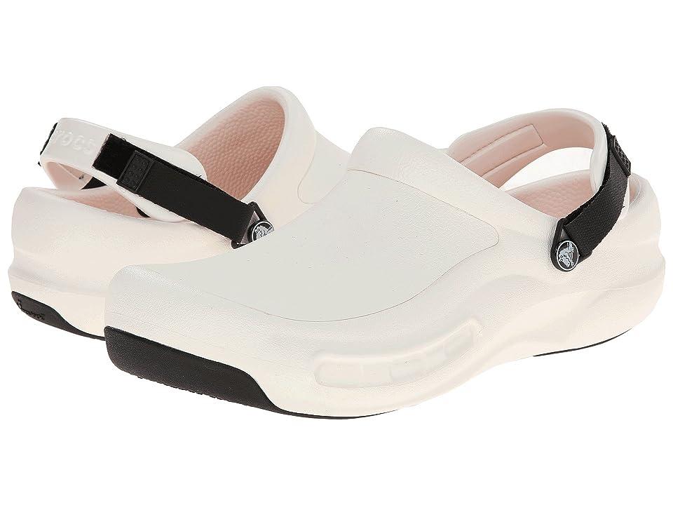 Crocs Bistro Pro (White) Shoes