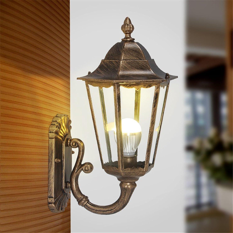 StiefelU LED Wandleuchte nach oben und unten Wandleuchten Villa gang Licht Garten Wandleuchte balkon Licht wasserdichte LED-Wandleuchte