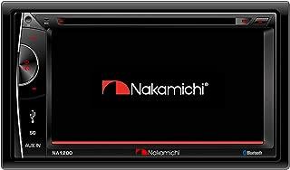 Nakamichi NA1200S Double-Din In-Dash 6.2