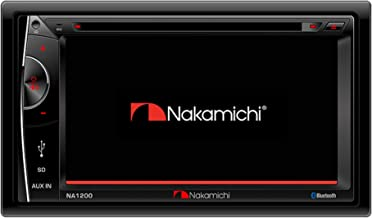 Nakamichi NA1200S Double-Din In-Dash 6.2