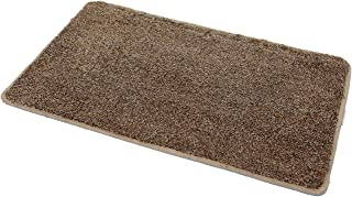 Door mat with Non-Slip Rubber Backing,Wowye 17.7