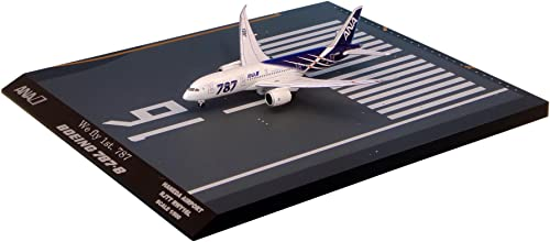 787-8 JA801A Special Paint Model Main Wings (on the ground style)