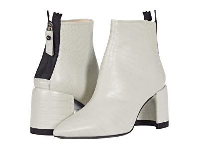 AGL New Moon Ankle Bootie (Ice Printed Croc) Women