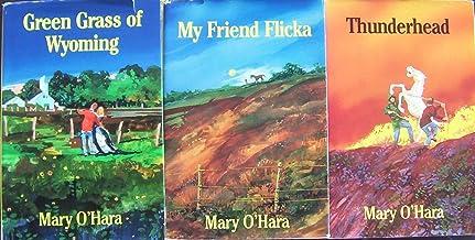 Set (3) Mary O'hara Thunderhead, My Friend Flicka, Green Grass of Wyoming (Hardback)