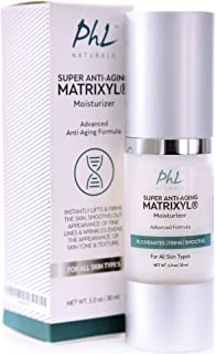 Anti Aging Face Cream with Peptides - Best Moisturizer for Wrinkles, Lifts and Firms Skin, Smooths Wrinkles and Fine Lines...