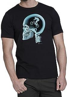 BMX En El Cerebro X-Ray Camiseta para hombre T-Shirt
