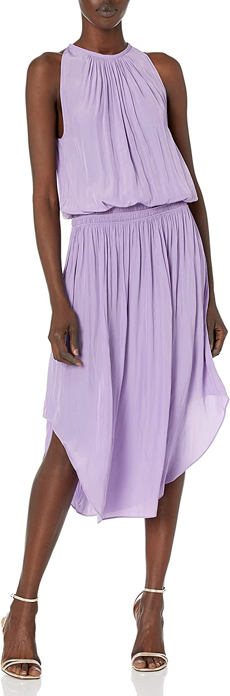 Ramy Brook Women's Audrey Sleeveless At the price 1 year warranty of surprise Midi Dress