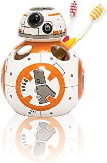 ToyJoy Star Wars Episode VII Toothbrush Holder BB-8 Other Accessori Cucina