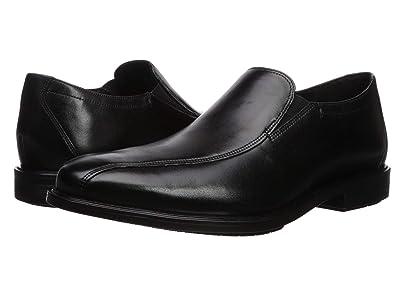 Bostonian Hampshire Run (Black Leather) Men