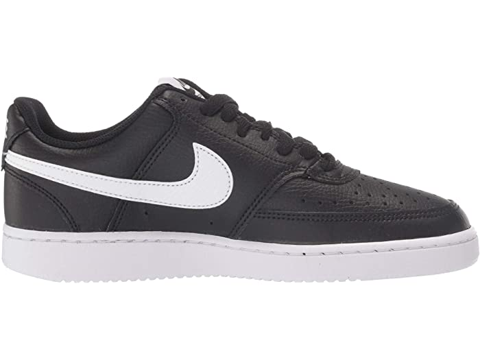 Nike Court Vision Low Black/white Sneakers & Athletic Shoes