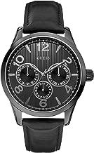 GUESS Factory Men's Black-Tone Multifunction Watch, NS