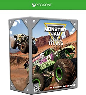 Monster Jam Steel Titans - Collector's Edition - Xbo