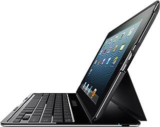 Belkin QODE Ultimate Keyboard Case for iPad 2 (2011 model), iPad 3rd Gen and iPad 4th Gen (Black) (F5L149ttBLK)