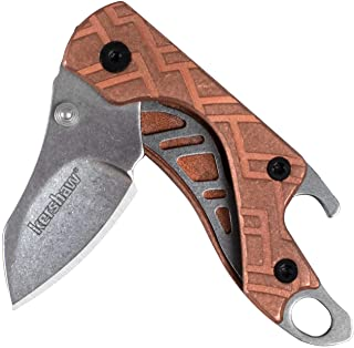 Kershaw Cinder Copper 1025CU Navaja Cuchillo de Bolsillo en Cobre con Abrebotellas