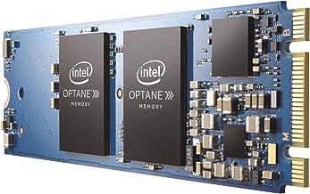 Intel Optane Memory M10 Series Unidad de Estado sólido - Disco Duro sólido (255000 IOPS, 145000 IOPS, 7 µs, 18 µs, 1 Sector per 10^15 bits Read, 1,6 h)