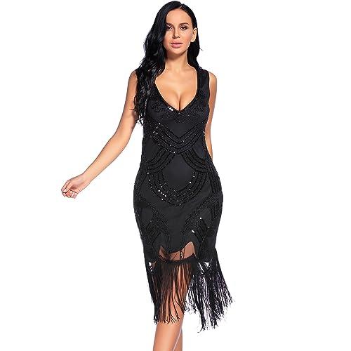 ff7a5a6772da9 Gatsby Dress: Amazon.com