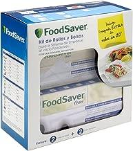 Food Saver Rollos y Bolsas