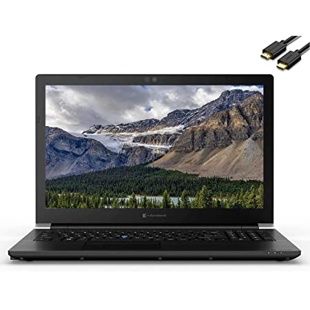 "2021 Toshiba Dynabook Tecra A50-J 15.6"" HD Business Laptop (Intel Quad-Core i7-1165G7, Iris Xe Graphics, 16GB DDR4 RAM, 512GB PCIe SSD) Wi-Fi 6, Type-C, DVD, Windows 10 Pro 64, cable HDMI IST"