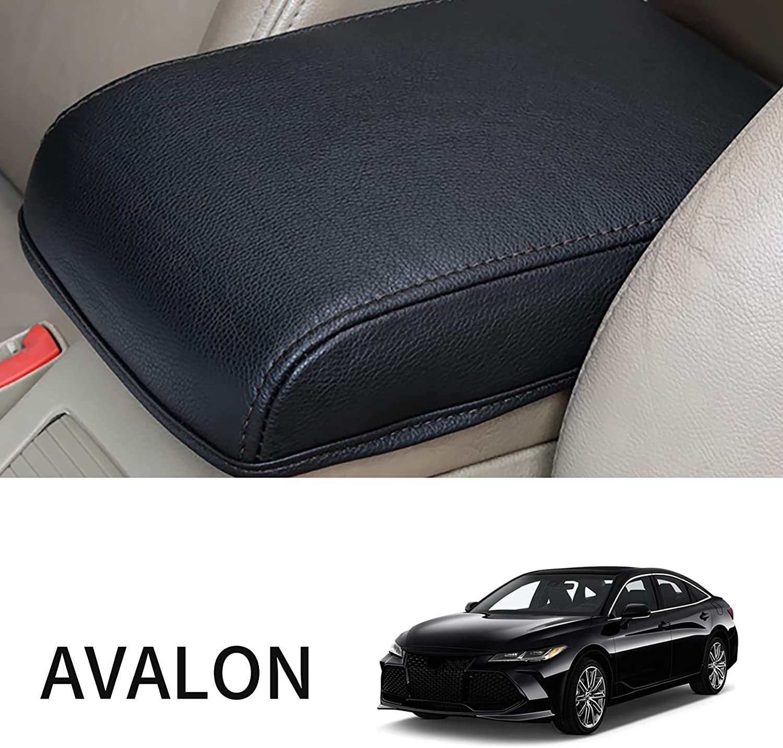 JIAMAOXIN Car Armrest Cover for 2019 2020 Aut Latest item Avalon Ultra-Cheap Deals 2021 Toyota