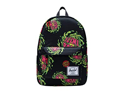 Herschel Supply Co. Classic X-Large (Slimeball/Hot Pink/Black) Backpack Bags