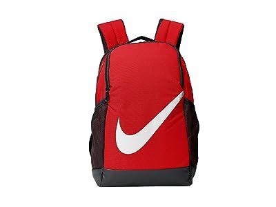 Nike Kids Brasilia Backpack (Little Kids/Big Kids) (University Red/Black/White) Backpack Bags