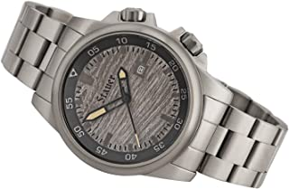damascus steel watch