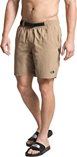 north face belted trunks