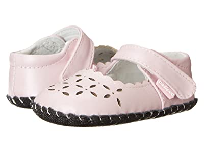 pediped Katelyn Originals (Infant) (Pearl Pink) Girl