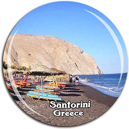 Grecia//Santorini//nevera//cierre magn/ético...
