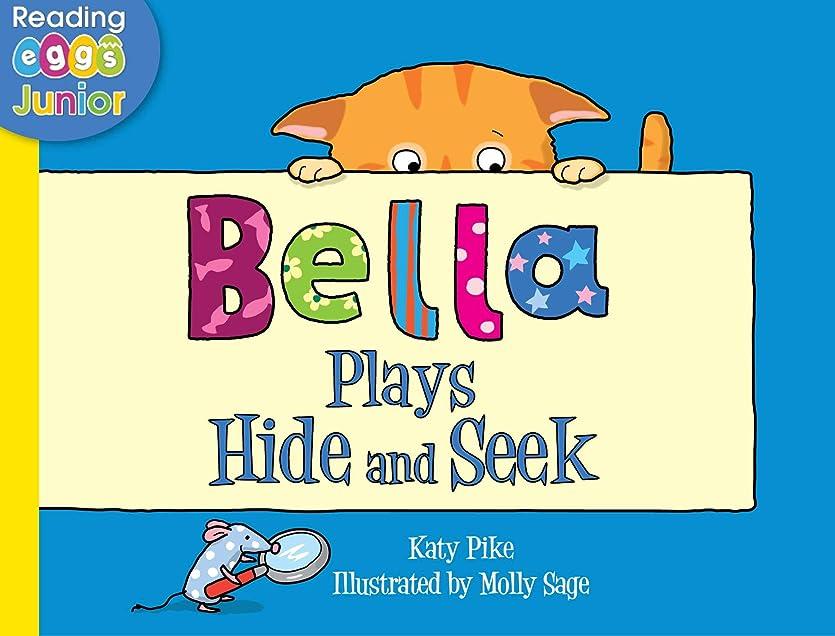 理由耐えられる文字通りBella Plays Hide and Seek: A Bella the Cat Book (English Edition)