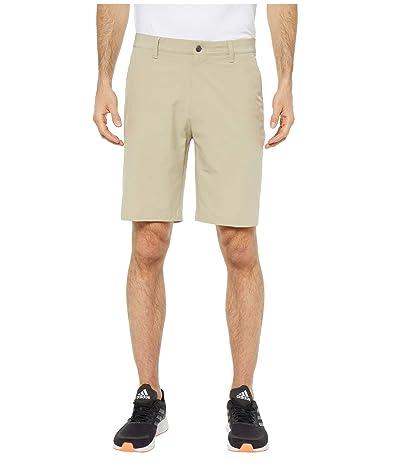 adidas Golf Ultimate 9 Shorts (Raw Gold) Men