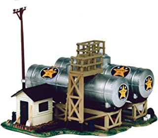 Life-Like Trains HO Scale Building Kits - National Oil Company