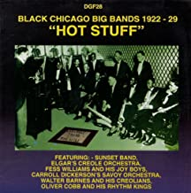 Hot Stuff: Black Chicago Big Bands