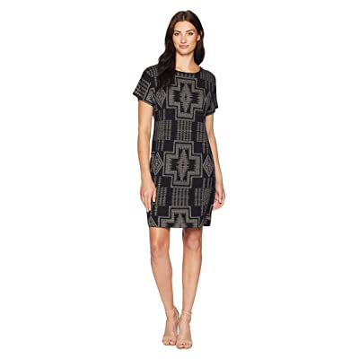 Pendleton Harding Sweater Dress (Black Multi) Women