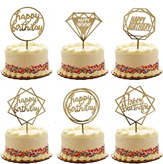 Best cake topper acrylic Reviews