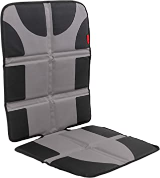 Lusso Gear Car Seat Protector - Thickest Padding, Featuring XL Size (Best Coverage Available),Durable, Waterproof 600D Fabric, PVC Leather Reinforced Corners: image