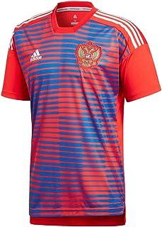 Russland Heim Pre-Match - Camiseta. Hombre