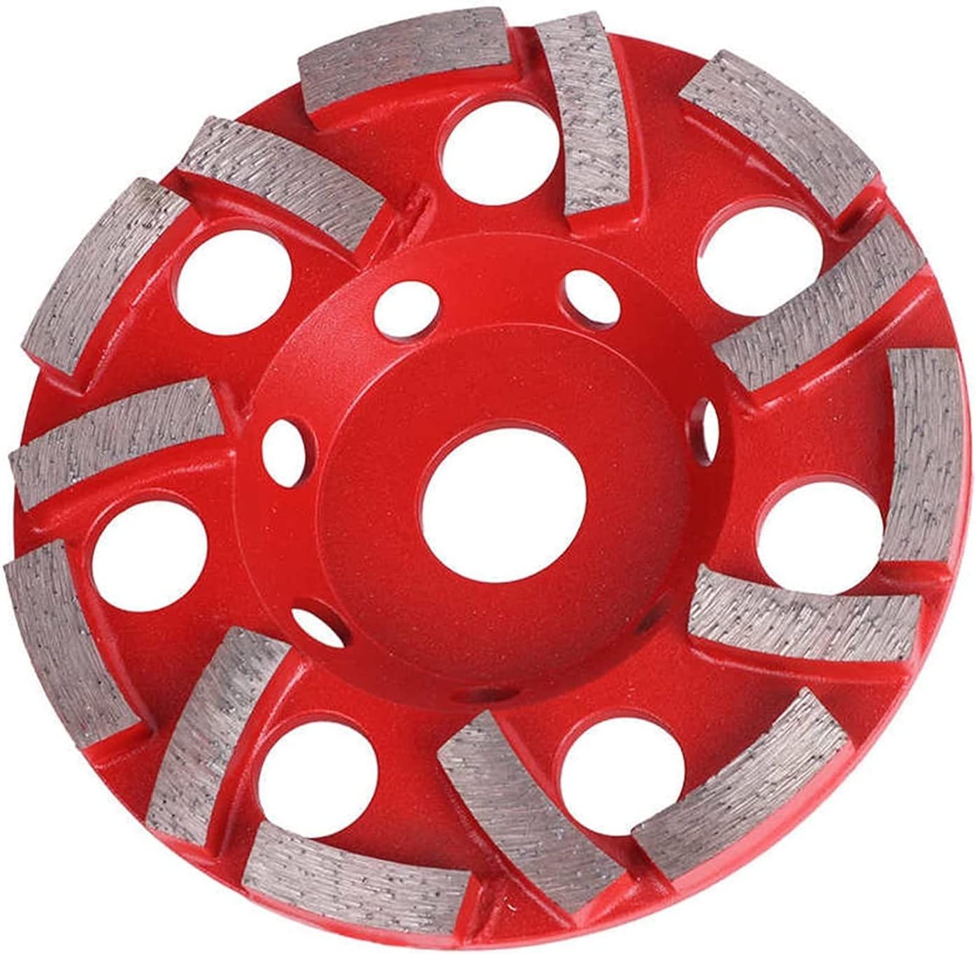 WYDMBH Cutting wheele Sales for sale 125mm 4.9in 14 Wheel Challenge the lowest price Diamond Grinding Cup
